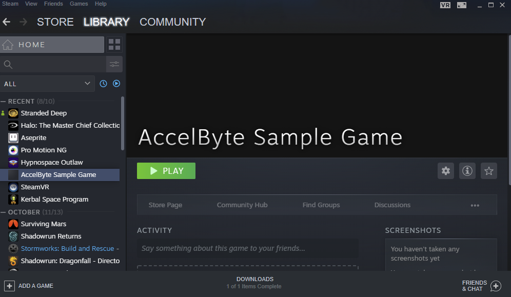 How to Add Your Game to Steam and Run It Through Your Own Launcher
