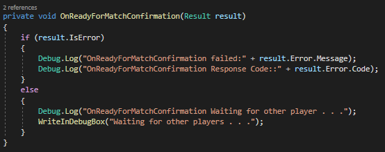 Adding Matchmaking Consent to Your Game