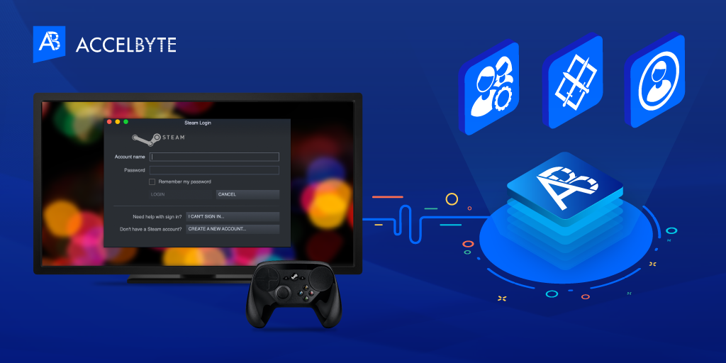 Create Your Own Launcher & Platform - Steam Login Available