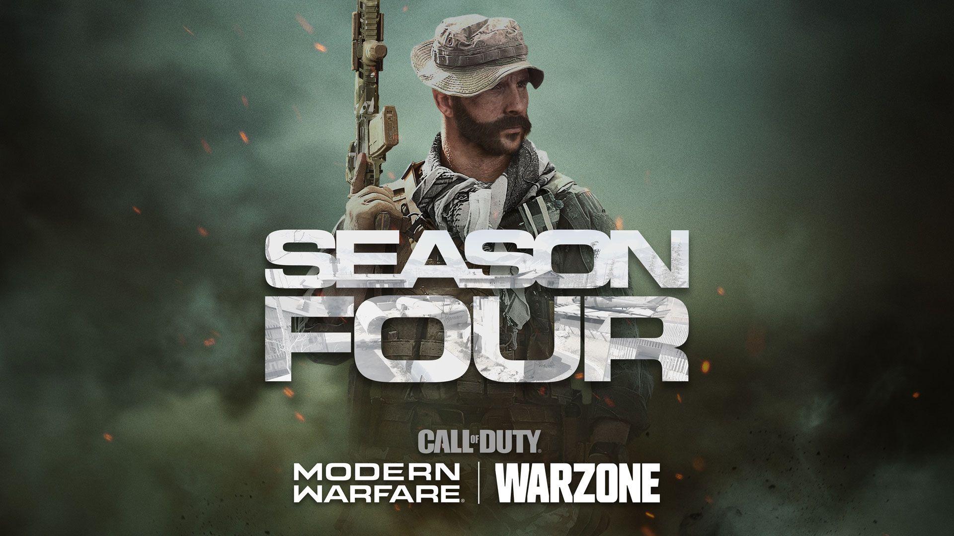Call of Duty: Modern Warfare Backend