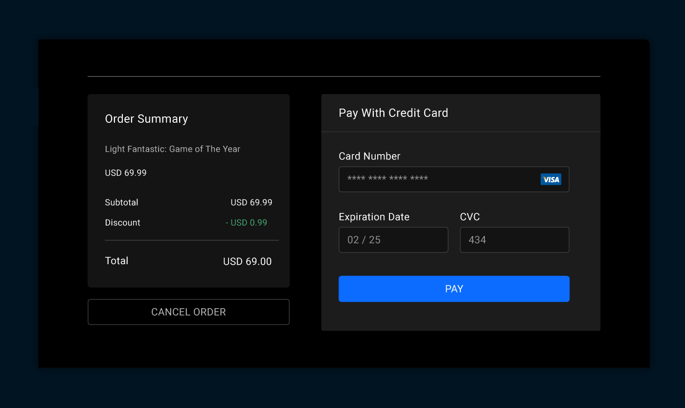 How to - Direct and Indirect Payment Station / Payment Portal for Video Game