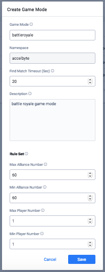 Creating A Game Matchmaking System